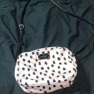 Kate spade over the shoulder purse